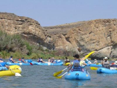 2 day Orange River Rafting Excursion