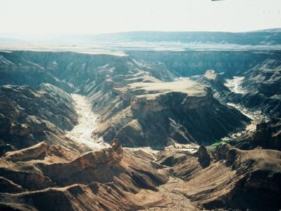 Second biggest canyon in the world