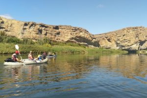 Bundi Orange River Rafting