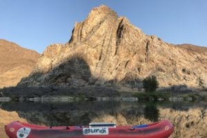 exceptional special Orange River Rafting scenery